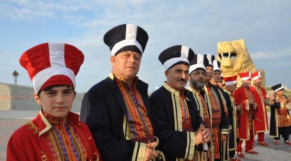 Aile Mehteran Ekibi, Makedonya'da Gösteri Yapacak