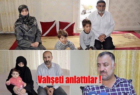 Aileler Diyarbakır'da yaşanan vahşeti anlattı