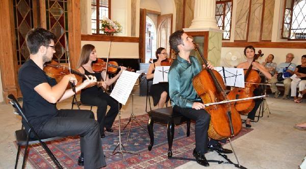 Aıma Festival Orkestrası Beğenildi