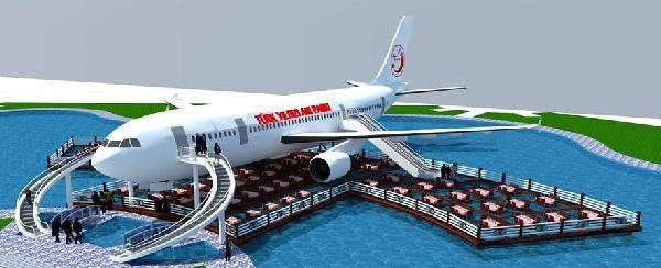 Aırbus A300, Kafeterya Olacak