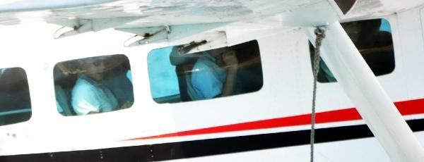 Airsea Bodrum'a İlk Uçuşunu Yaptı
