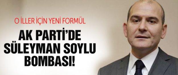 AK Parti aday listesinde Süleyman Soylu bombası!