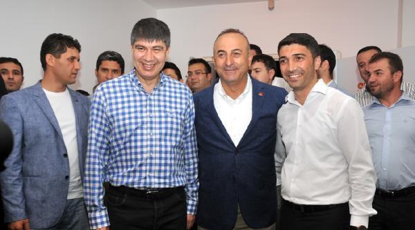 Ak Parti Antalya Cumhurbaşkanlığı Seçim Ofisi Açıldı (2)