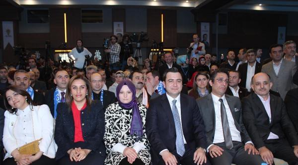 Ak Parti Ataşehir Belediye Başkan Adayı  Projelerini  Açıkladı