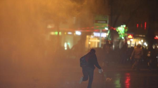 'ak Parti Birnasına Yürümek İsteyen Gruba Müdahale Edildi' Ek Fotoğraflar 1