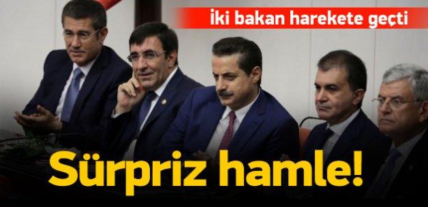 AK Parti'den sürpriz koalisyon hamlesi!