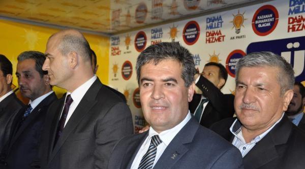 Ak Parti Genel Başkan Yardımcısı Süleyman Soylu: