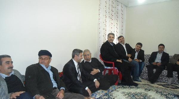 Ak Parti Grup Başkan Vekili Aydın'ın Babası Öldü