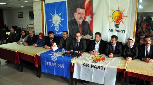 Ak Parti Il Başkani: Diyarbakir'da 15 Yildir Yerel Yönetim Hizmet Üretemedi