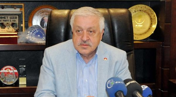 Ak Parti İl Başkanı: Gaziantep'te Hedefimiz Yüzde 65 Oy