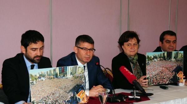 Ak Parti İl Başkanı Yeni'den, Mhp'li Sözlü'ye Tepki: Haddini Bilmen Lazım