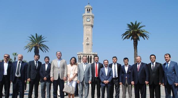 Ak Parti İzmir İl Başkanı Delican: Güvensizliği Kırmak İstiyoruz