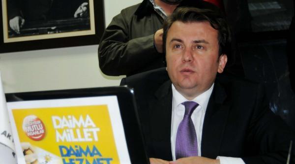 Ak Parti Kahramanmaraş'ta Seçim Zaferini Kutladı