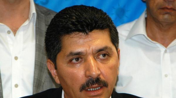 Ak Parti Karabük İl Başkanı İstifa Etti