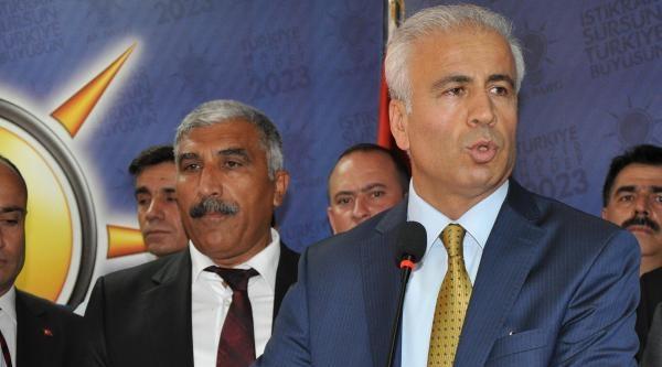 Ak Parti Kırıkkale İl Başkanı Akçay Görevine Başladı