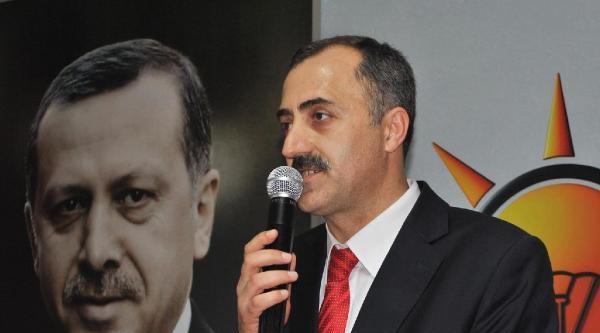 Ak Parti Mersin Eski İl Başkanından 'kavga' Açıklaması