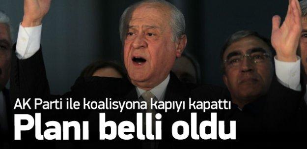 AK Parti - MHP koalisyonu zora girdi