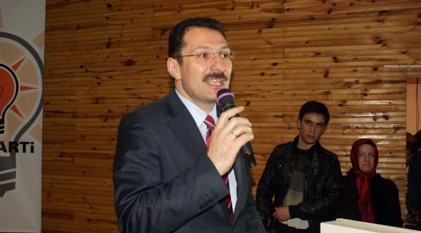 Ak Parti Milletvekili: Türgev'e Vallahi Ben De Yardım Ediyorum'