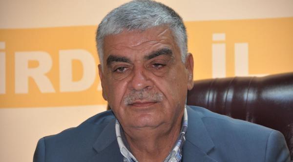 Ak Parti Tekirdağ İl Başkanı İstifa Etti