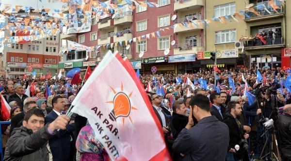 Ak Parti Ve Sp, Son Mitinglerini Aynı Gün Konya'da Yapacak