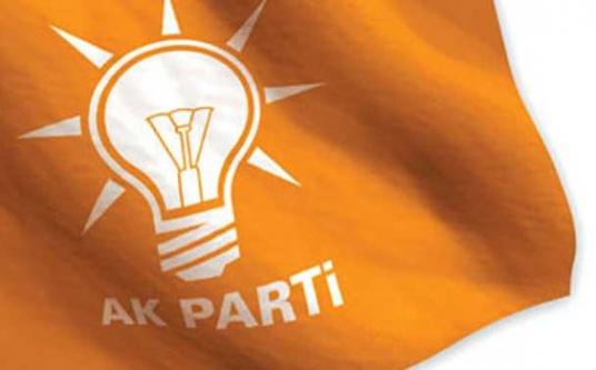 AK Parti'de Büyük Değişim...