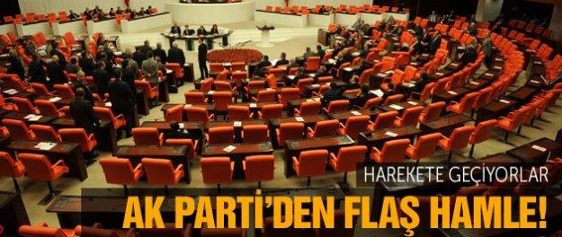 AK Parti'de flaş hamle! Yeniden harekete geçiyorlar