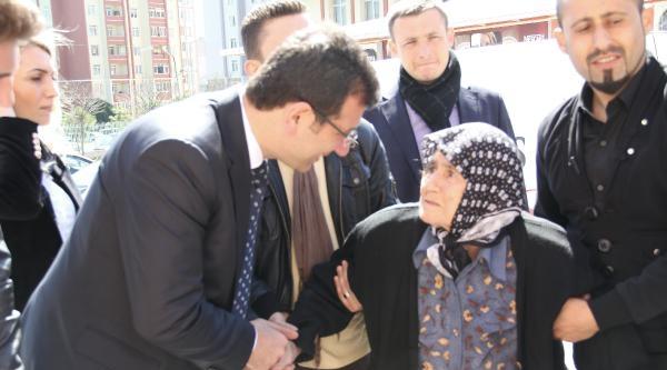 Ak Parti'den Chp'ye Geçen Tek İlçenin Belediye Başkanı Konuştu