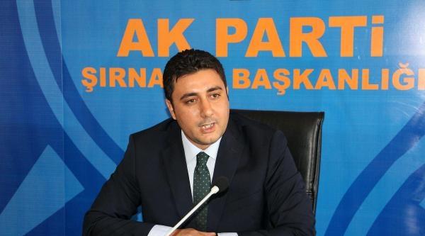 Ak Parti'den İstifa Eden Başkan, Fethullah Gülen Kitabını Elinden Bırakmadı