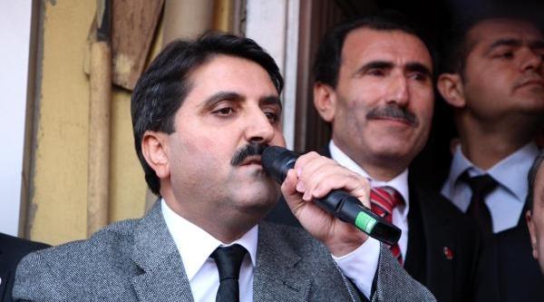 Ak Parti'den Istifa Eden Bingöl Belediye Başkani Sp'den Başkan Adayi Oldu