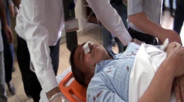 Ak Partili 3 Başkan Kazada Yaralandı