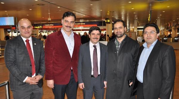 Ak Parti'li Aktay, Aecr'nin Yönetim Kurulunda