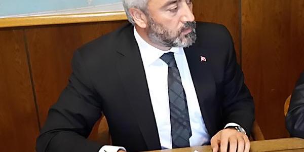 Ak Partili Enver Yilmaz Keipa Türk Grubu Başkani Oldu
