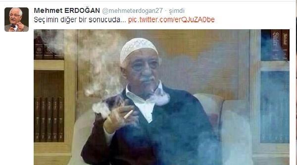 Ak Partili Erdoğan'dan Tartışılacak Gülen Tweeti