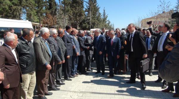 Ak Partili Hüseyin Çelik, Kilis'te Seçim Çalişmalarina Katıldı