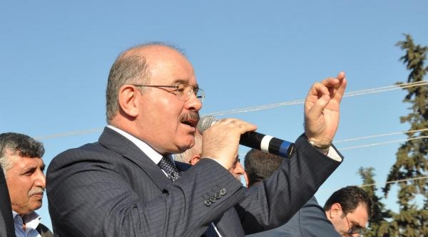 Ak Partili Hüseyin Çelik, Kilis'te Seçim Çalişmalarina Katıldı (3)