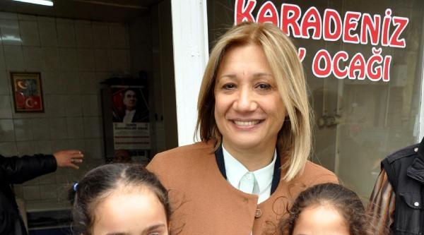 Ak Partili İlknur Denizli 'çocuk Çiğliğini' Savundu