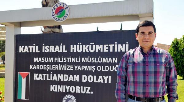 Ak Partili Kepez Belediye Başkanı'ndan 'yahudi Ürünleri'ne Boykot Kararı (2)
