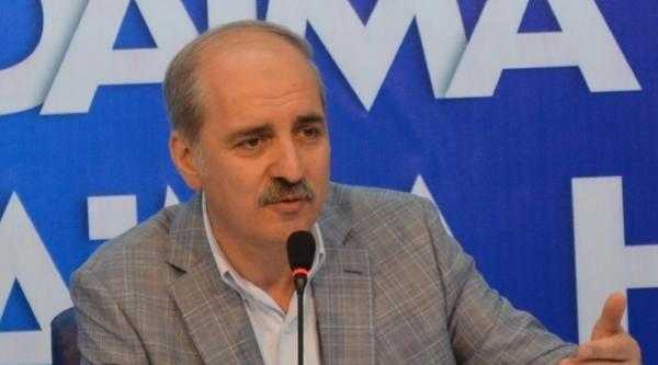 Ak Parti'li Kurtulmuş: 2015 Seçimlerinde Anayasa'yı Değiştirecek Çoğunluğa Sahip Olacağız