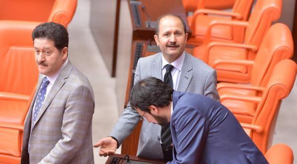 Ak Partili Milletvekillerinden 'hayırlı Olsun' İmzasi