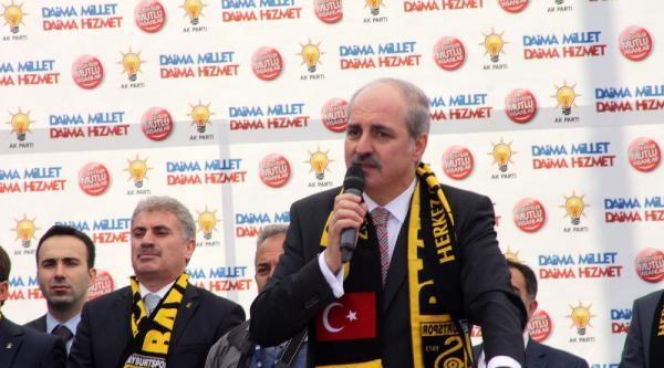 Ak Parti'li Numan Kurtulmuş'un 'rahmetli Demirel' Gafı (2)