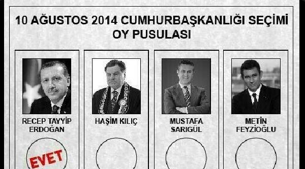 Ak Partili Önen'den 'cumhurbaşkanlığı Oy Pusulası' Tweetı