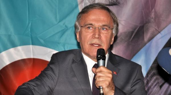 Ak Parti'li Şahin: Erdoğan Seçilirse Başbakanlık Ünvani Cumhurbaşkanı Ünvaniyla Yer Değiştirecek
