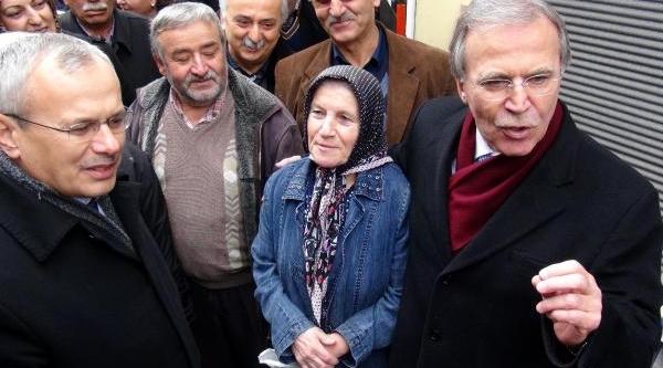 Ak Parti'li Şahin: Iktidarin Önünü Kesmeye Çalişirlarsa Biz Bunu Püskürtürüz