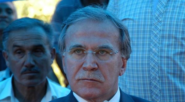 Ak Partili Şahin: ''türkiye Cumhuriyeti Paralel Yapıya İzin Vermez