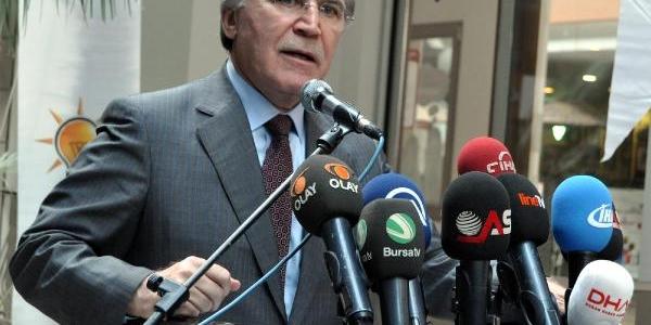 Ak Parti'Li Şahin: Yeni Anayasa Hedefinden Vazgeçmeyeceğiz