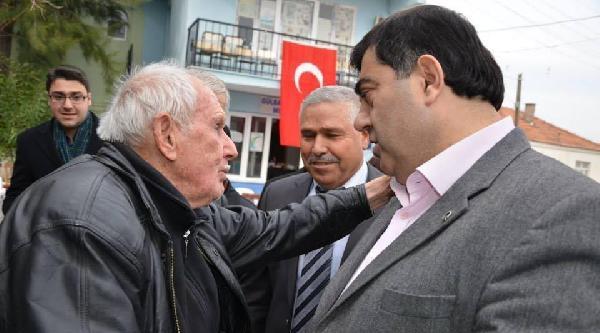 Ak Parti'li Sait, Kılıçdaroğlu'ndan Oy İsteyecek