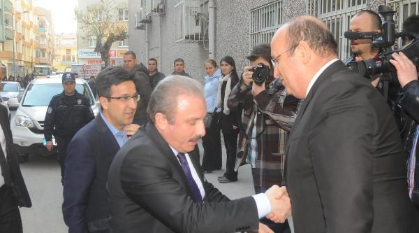 Ak Partili Şentop: Temel Problem Özel Yetkili Mahkemelerdi