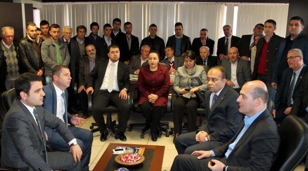 Ak Parti'li Soylu Çanakkale'de Muhalefete Yüklendi (2)