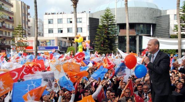 Ak Partili Soylu: Kılıçdaroğlu 30 Mart'tan Sonra İşsiz Kalacak