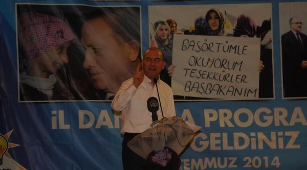 Ak Partili Soylu: Kılıçdaroğlu, Türkiye'nin Önüne Takoz Olmuştur